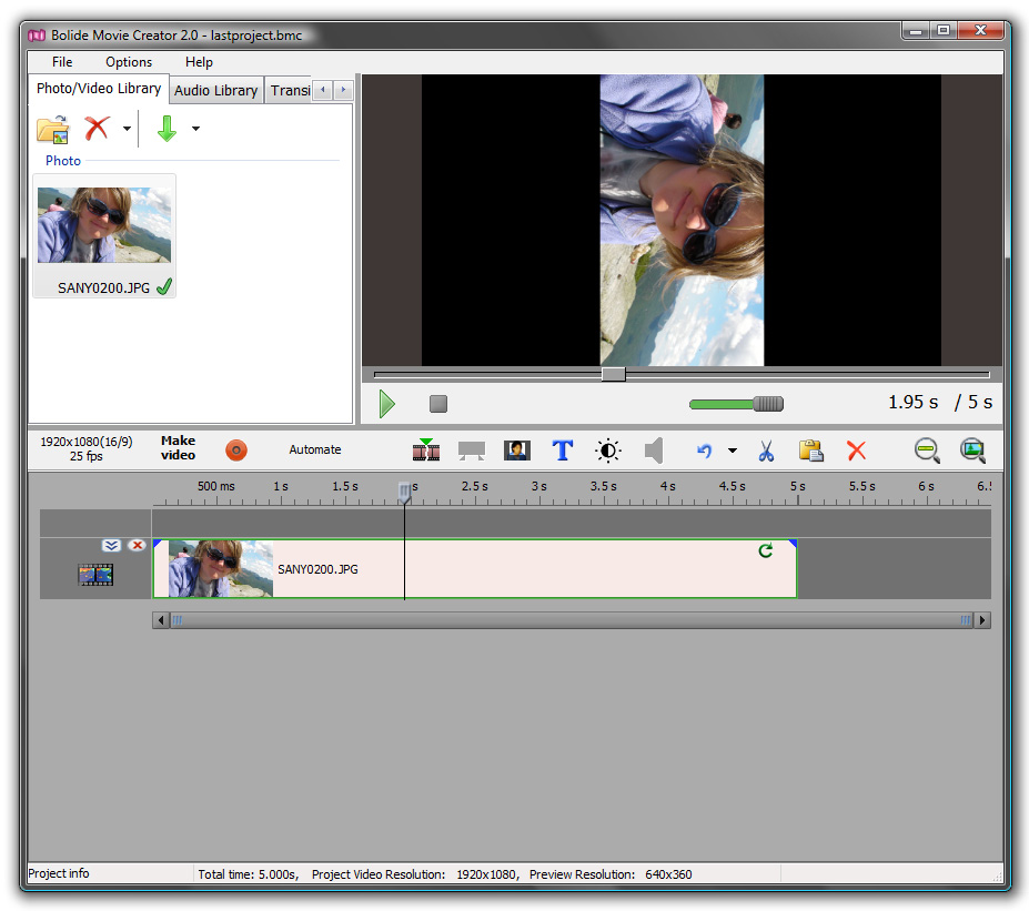 how to fix upside down video in windows movie maker